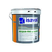 Фасадный гидроизолирующий лак ISAVAL Аква-Рок 1 л прозрачный водорастворимый