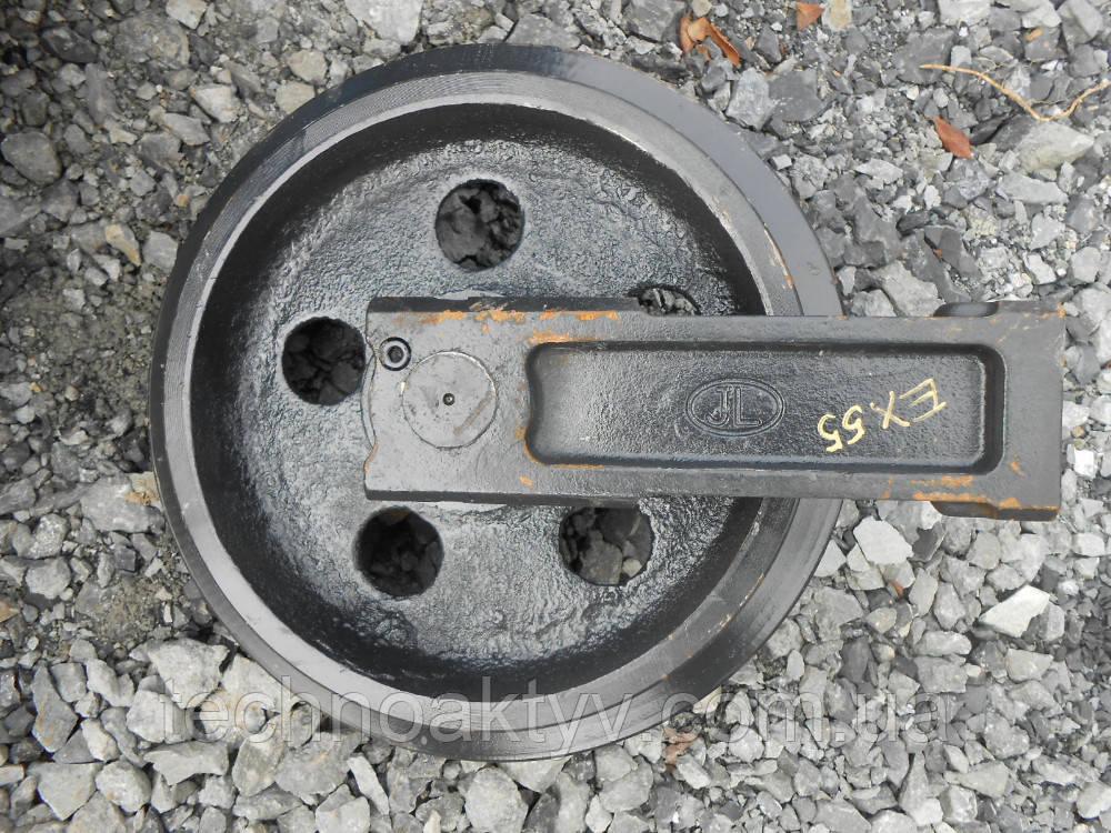 Направляющие (натяжные) колеса - ленивец HITACHI EX12, EX15, EX18, EX20, EX22, EX25-1,2/EX30-1,2