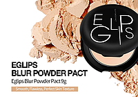 Пудра-фотошоп EGLIPS Blur Powder Pact