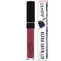 Сатиновая помада для губ ColourPop - Wink