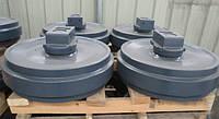 Направляющие (натяжные) колеса - ленивцы HITACHI EX200-5, EX300-1, EX300-2~5, ZX330-3, EX400-1~5, EX550-5