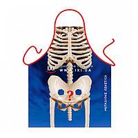 РАСПРОДАЖА! Прикольный фартук - Скелет / Skeleton