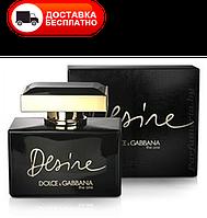 Женская парфюмированная вода DOLCE&GABBANA THE ONE DESIRE EDP 75 ML