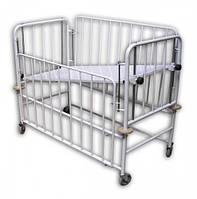 Кровать КФД-5 для детей до 5 лет  (Завет)