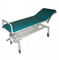 Тележка ТПБР  для транспортировки пациента с регулировкой высоты (Завет)