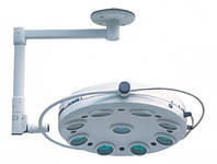 Светильник 9-рефлекторный операционный L739-II потолочный
