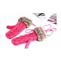 РАСПРОДАЖА! Теплые вязаные рукавички