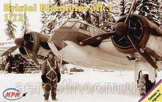 Bristol Blenheim Mk.I  1/72 MPM 72500