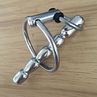 Катетер для мужского пениса  из нержавеющей медицинской стали