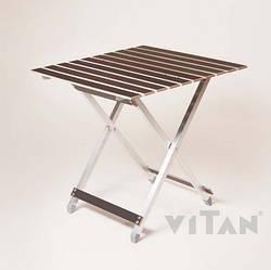 Стол раскладной Vitan ALUWOOD большой