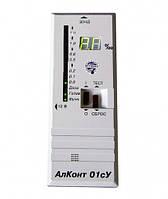 Прибор АЛКОНТ-01 СУ для определения паров спирта в выдыхаемом воздухе