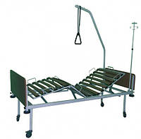 Кровать ЛМБ-ІІІ функциональная четырехсекционная (Инвапол)