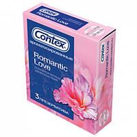Презервативы CONTEX Romantic, 3 шт