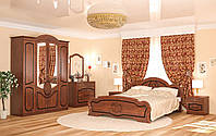"Спальня ""Барокко"" МДФ (Мебель-Сервис)"