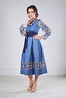 Елегантна вишита сукня, фото 1