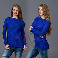 Свитер женский узорный W11-504-5 модные женские свитера 2017