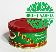 """Икра лососевая зернистая """"Парамуш"""", 120 гр."""