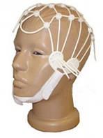 Шлем для ЭЭГ электродов (силикон)