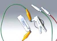 Электрод ушной (клипса) для ЭЭГ