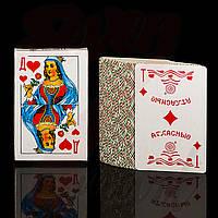 Карты игральные Дама 36 шт., Атласные, 120 кол./ящ