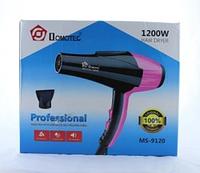 Фен для волос Domotec MS-9120   1200W