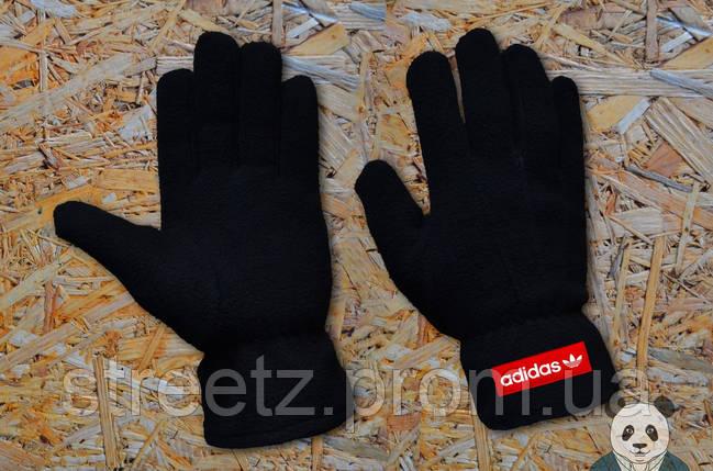 Зимние перчатки Adidas / Адидас, фото 2