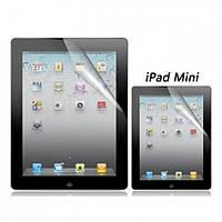 РАСПРОДАЖА! Matting Mirror Surface Design Screen Protector for iPad Mini (Transparent)