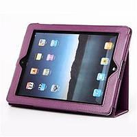 РАСПРОДАЖА! Фиолетовый чехол для iPad 2