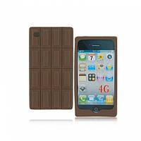 РАСПРОДАЖА! Чехол 'Шоколадка' for iPhone 4