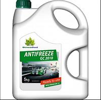 Антифриз GREEN COOL -40°C зеленный, 5кг