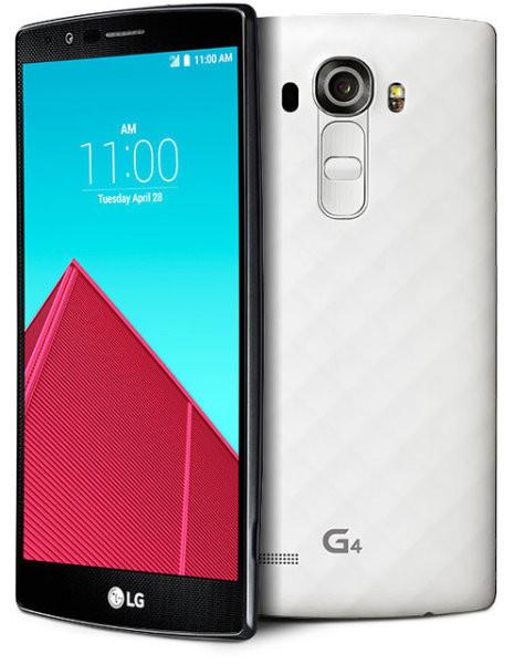 LG H818 G4 Dual (White)