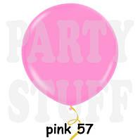 """Воздушные шарики сюрприз Gemar G220 Пастель розовый 31"""" (80 см)"""