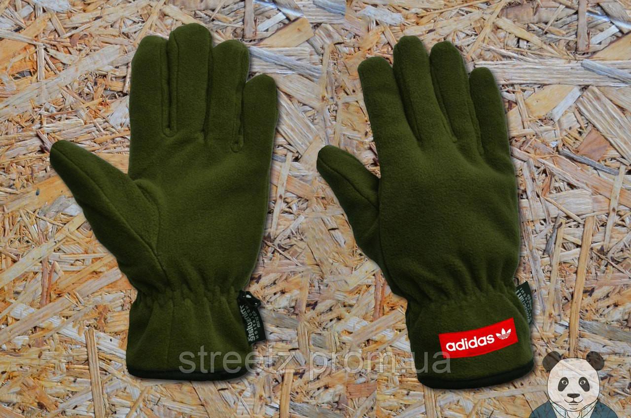 Зимові рукавички Adidas / Адідас