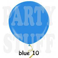 """Надувные шары сюрприз Gemar G220 Пастель синий 31"""" (80 см)"""