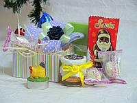 Новогодний детский набор со сладостями Арт.50