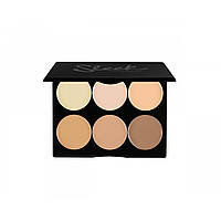 Sleek Corrector Cream Contour Kit Light - Набор для контуринга лица, 12 г
