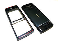 Корпус для Nokia X2-00 черный High Copy