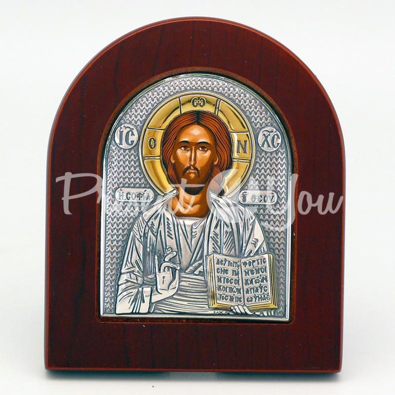 Икона «Христос Спаситель», 10х8 см.