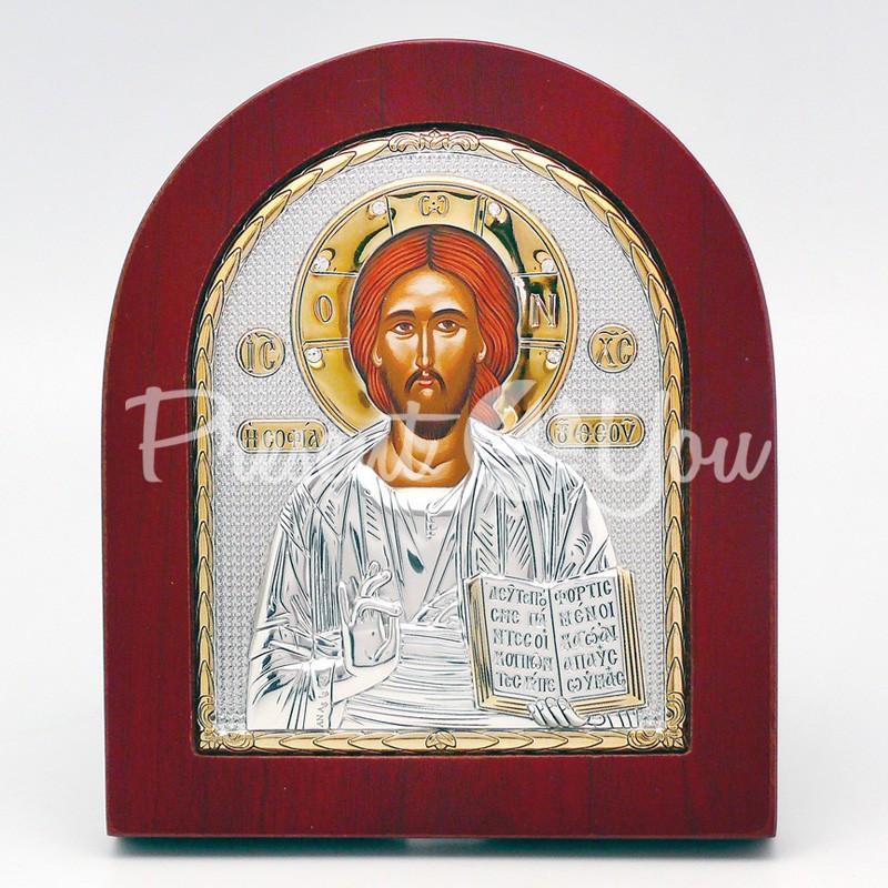 Икона «Христос Спаситель», 13х11 см.
