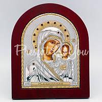Казанская икона Божией Матери, 18х15 см.