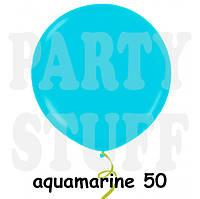 """Воздушный шар гигант Gemar G220 Пастель аквамарин 31"""" (80 см)"""