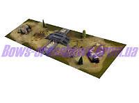 Комплект для проведения танкового боя для танков с масштабом 1 к 72