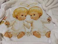 Крестильная крыжма для новорожденных