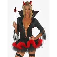 Маскарадный костюм - Черный дьявол