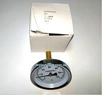 "Термометр 1/2"", d63мм, 120°С, Штуцер 40мм"