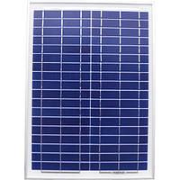 Поликристалическая солнечная батарея  Perlight 20Вт 12В