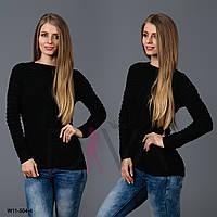Свитер женский узорный Арт. W11-504-4 свитера женские купить украина интернет магазин