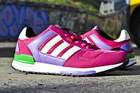 Кроссовки женские Adidas ZX 750 Pink Purple