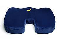 Ортопедическая подушка для сидения Vertebraid BASF Memory Foam, фото 1