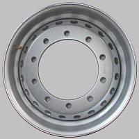Steel Kap 715 R22.5 W11.75 PCD10x335 ET120 DIA281.0 Серый
